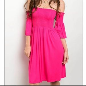 Dresses & Skirts - New Off the Shoulder Dress